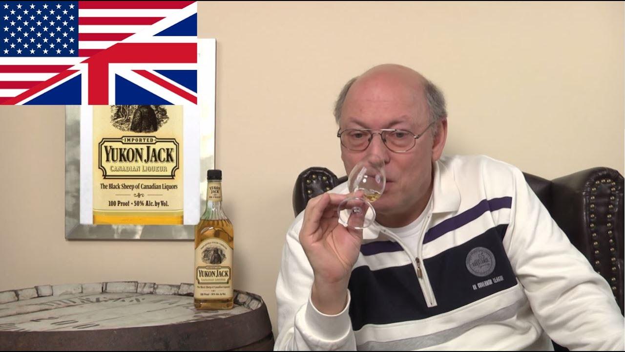 Whisky Liqueur Review Tasting Yukon Jack Youtube