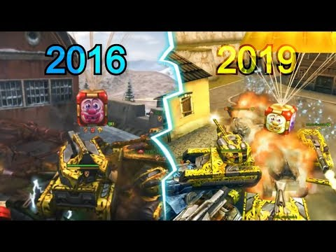 Tanki Online April Fools'  2016 - 2019