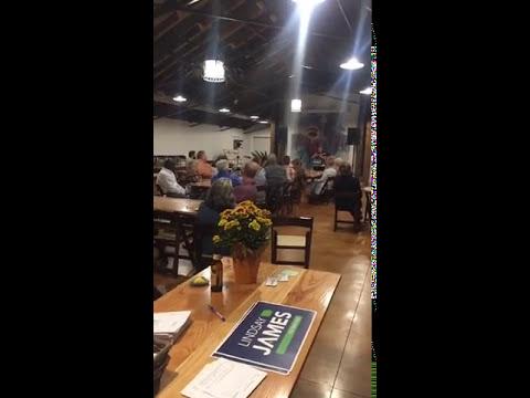 Fundraiser at Convivium | Lindsay James for Iowa House