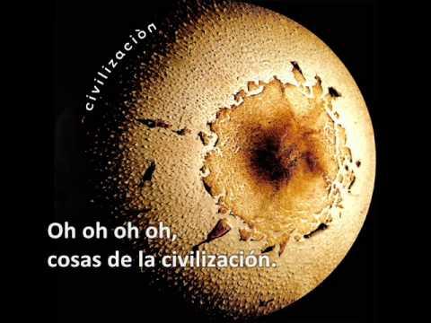 Los Piojos - Civilización (Con letra)