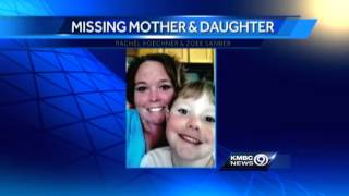Chariton County sheriff searches for missing mother, daughter