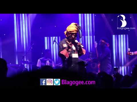 Daddy Lumba, Samini, Kojo Antwi Epic Performance At 2018 African Legends Night