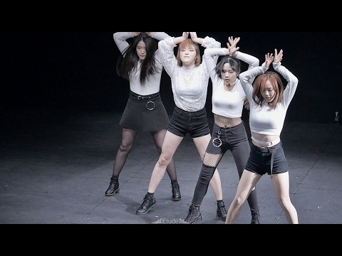 BBHMM Remix (Rihanna) Dance Cover By 프로젝트 블랙핑크 @ 출석체크 쇼케이스 Filmed By LEtudel