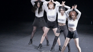 BBHMM Remix (Rihanna) Dance Cover by 프로젝트 블랙핑크 @ 출석체크 쇼케이스 Filmed by lEtudel