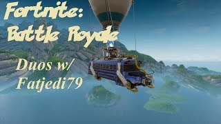 Getting explosive with FATJEDI79 Fortnite - Battle Royale