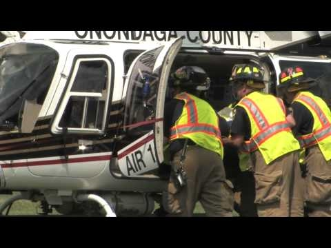 Onondaga County Air One - 35 years of Service - Part 1