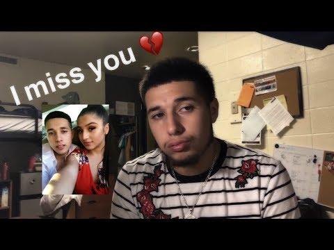 i miss my girlfriend ...