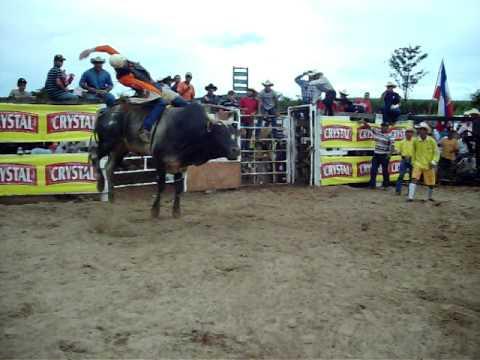 Arena Cowboy de Cristo Peão José Rodolfo 15 02 09
