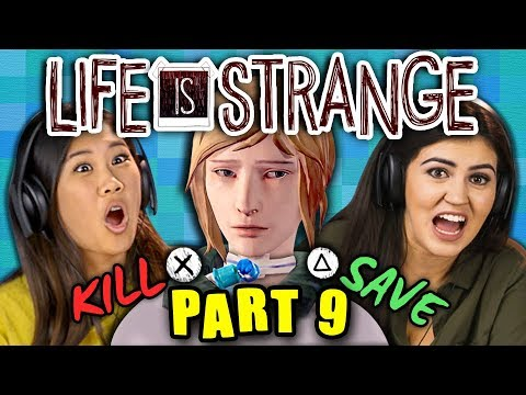 MURDER OR MERCY?!?! | LIFE IS STRANGE - Part 9 (React: Gaming) thumbnail