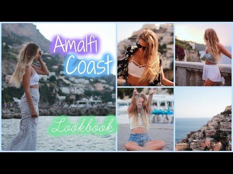 Amalfi Coast // Italy Lookbook