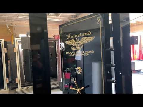 Vault Door Level II Inswing Custom - Homeland Safes