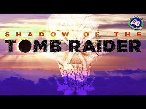 Лара Крофт Маска Смерти   Shadow Of The Tomb Raider ИГРОФИЛЬМ сюжет боевик приключения