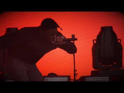 Vince Staples-Bagbak live Panorama nyc 2017