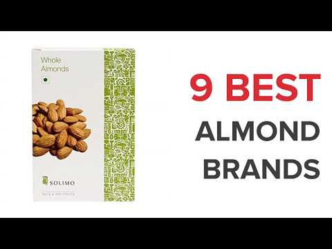 9 Best Almond Brands in India - YouTube