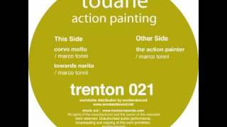 Trenton 021 - TOUANE - Action Painting