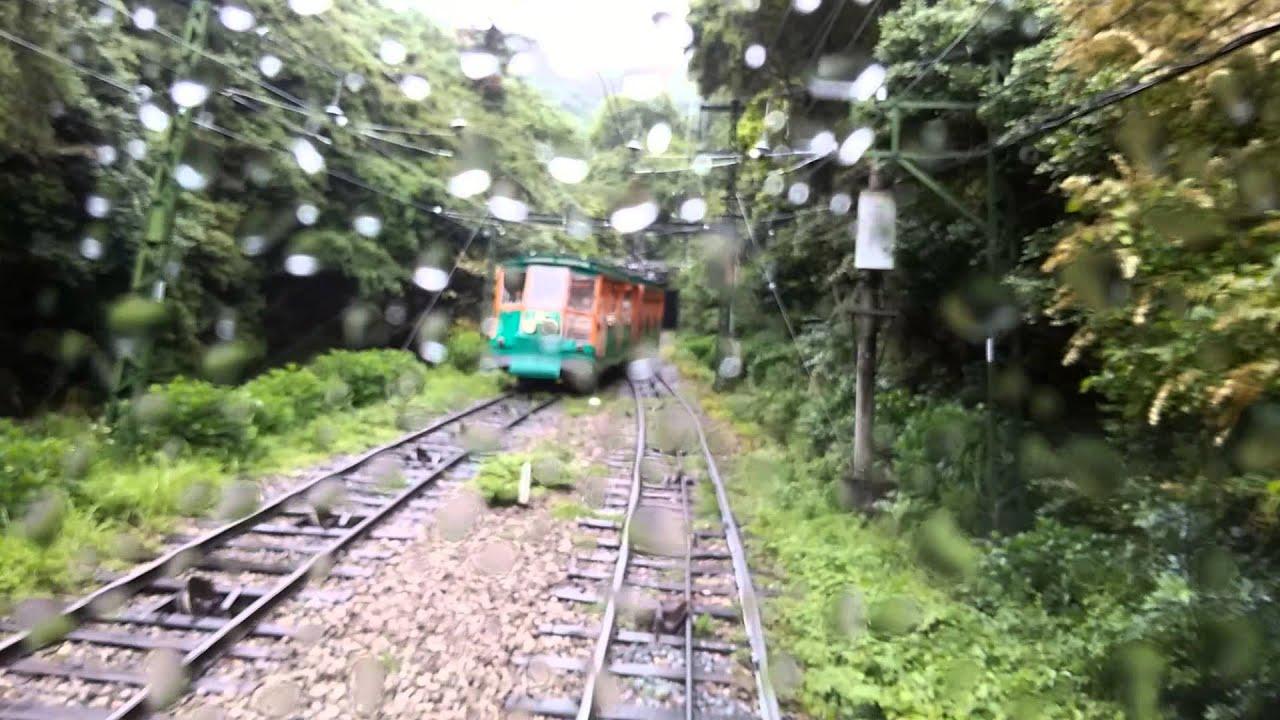 오사카 고베 롯코산 케이블카 (osaka kobe rokko cablecar)