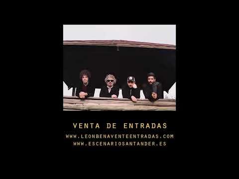 Concierto de León Benavente en Escenario Santander