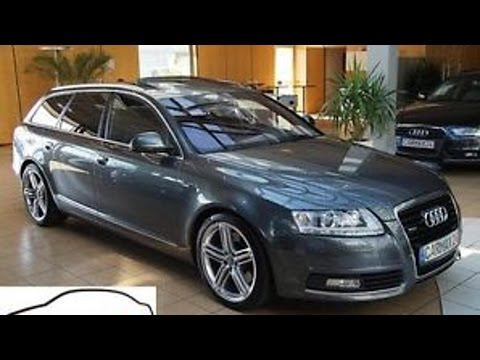 audi a6 a6 avant 3 0 tdi quattro s line egsd 19 voll. Black Bedroom Furniture Sets. Home Design Ideas