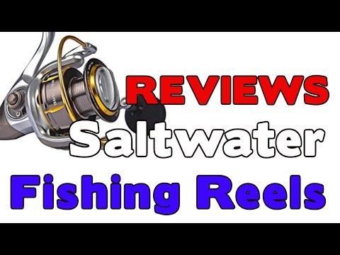 Saltwater Fishing Reels Reviews | KastKing Kodiak Saltwater Spinning Reel