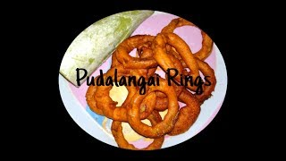 Pudalangai Rings || Snake Gourd Rings || Chettinad Special And Simple Recipe