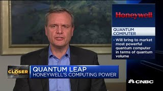 Honeywell will bring most powerful quantum computer to market: CEO