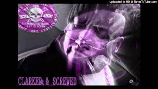 E-40 Zombie Chopped DJ Monster Bane Clarked Screwed