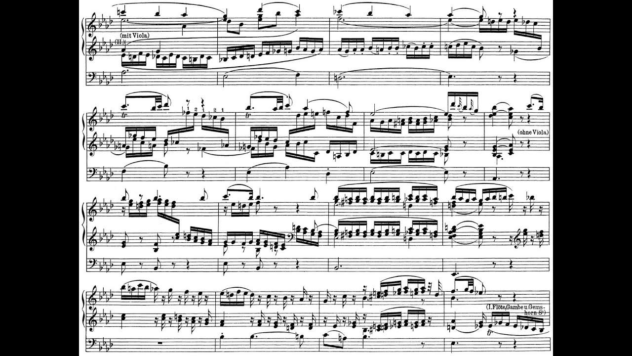 Andante from Violin Concerto - Organ/Piano