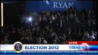 US Election 2012, Nine News Australia Special PART 15