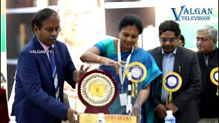 sathyabama Institute of Science and Technology celebrated Col. Dr. Jeppiaar Science Awareness Day