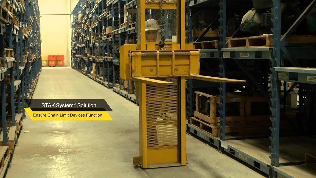 Stak System Safety Video Youtube