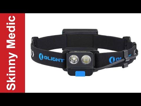 Olight H16 Wave Motion Activation Headlamp