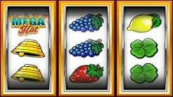 MEGA HOT 40 SLOT - classic fruit themed slot machine - Play online on The Virtual Games!