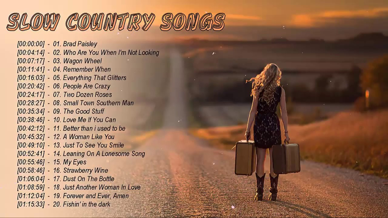 Download Best Classic Relaxing Country Love Songs Of All Time - Greatest Romantic Country Love Songs