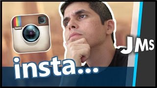 Instagram - Recuperar Fotos - Excluir Direct | JMSEuQueroVideo ep.12