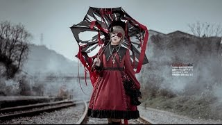 Penny House Rose Cross Review | Обзор платья с таобао | Lolita Fashion | Японская уличная мода