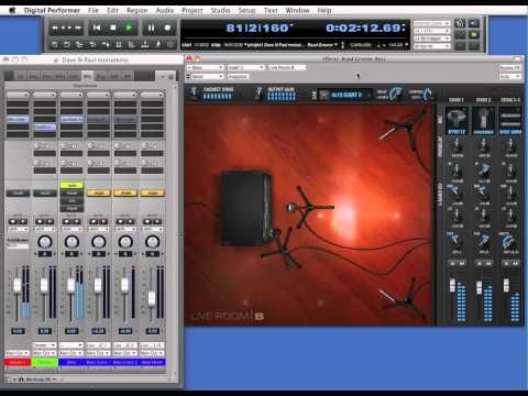 DP8 Live Room | B plug-in
