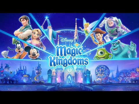 Disney Magic Kingdoms (by Gameloft) - iOS / Android - HD Gam