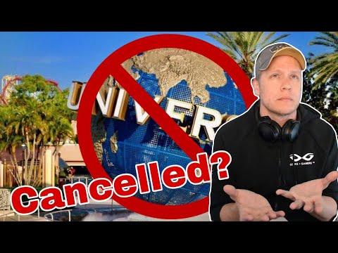 Bad News For Universal Studios Orlando!