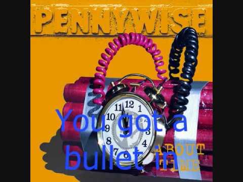 Pennywise - I Won't Have It Lyrics mp3