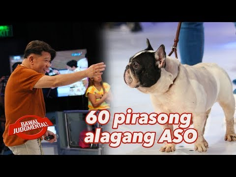 May 60 na alagang aso at 26 beses na kinagat | Bawal Judgmental | January 7, 2020