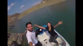 فديو محذوف من قناه غيث مروان  مع ديانا (حبيبته القديمه )