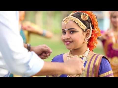 Mottamodati sari song directed by KRISH...