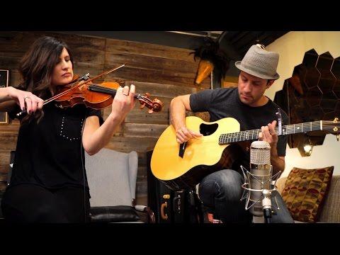 Trace Bundy - Hallelujah (Leonard Cohen) - Fingerstyle Guitar & Violin