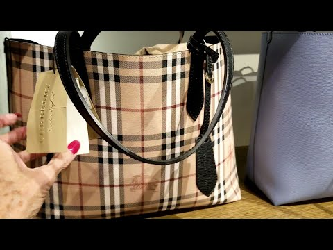 Burberry Outlet ~ Shop With Me!
