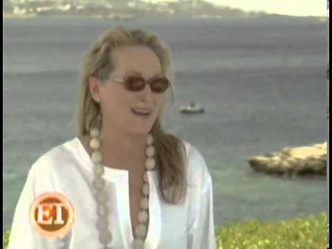 ET: Mamma Mia Week: Interviews (2008)