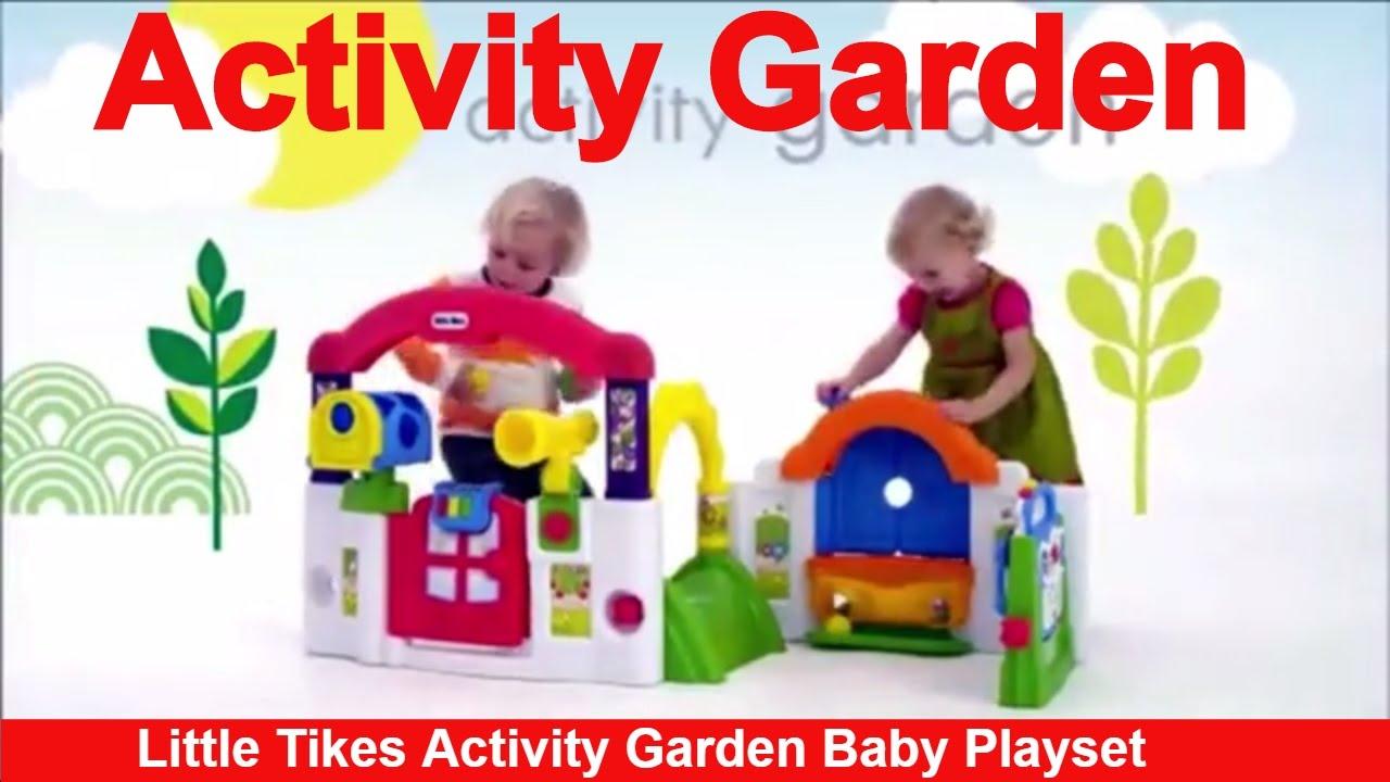 little tikes activity garden baby playset by little tikes - Little Tikes Activity Garden Baby Playset