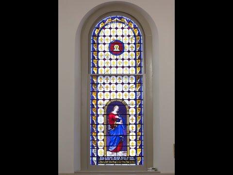 Trinity Episcopal Church, Portsmouth, VA - All Saint's Day 2015
