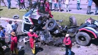 Acidente Grave na Fórmula Truck brasileira quase tira a vida de piloto