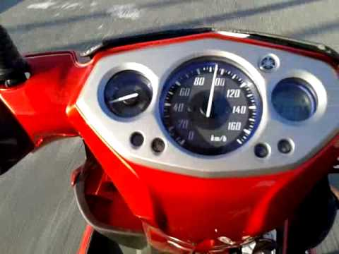 nouvo lx cho 2 test speed