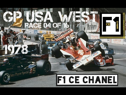 F1 1978  GP  USA West  [Long Beach] [Race 04  OF 16]
